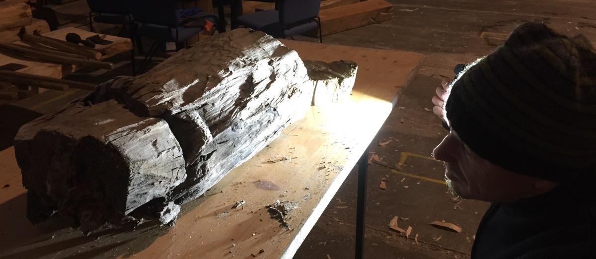 Med tradisjonshandverkerens fagkunnskap i tolkning av arkeologiskmateriale